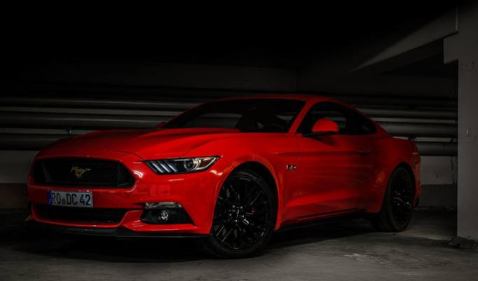 Ford Mustang selber fahren