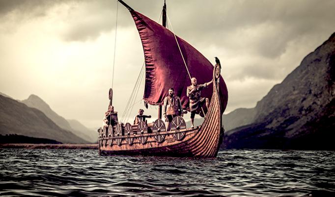 Vikings Drehorte