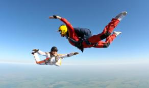 Fallschirmspringen Fun4you